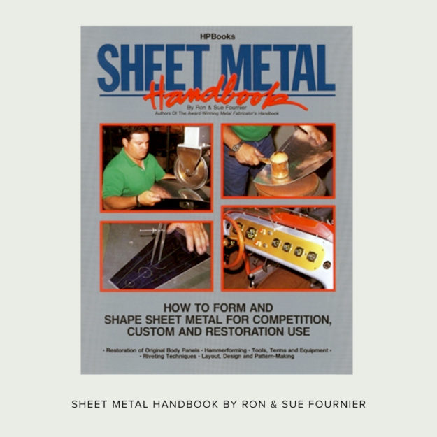 Sheet Metal Handbook by Ron and Sue Fournier