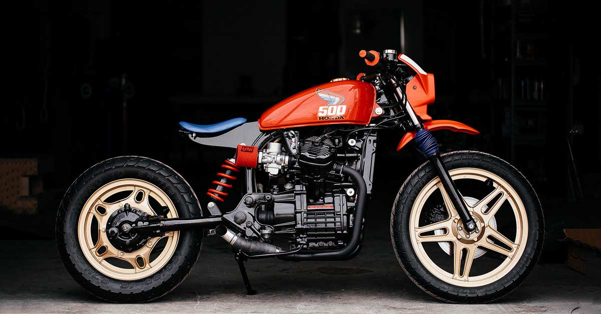 Custom Bikes Of The Week: 19 February, 2017