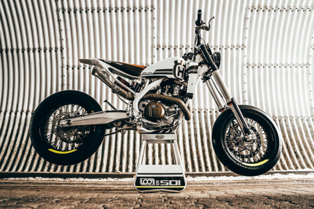 Husqvarna FE 501 tracker by LOON