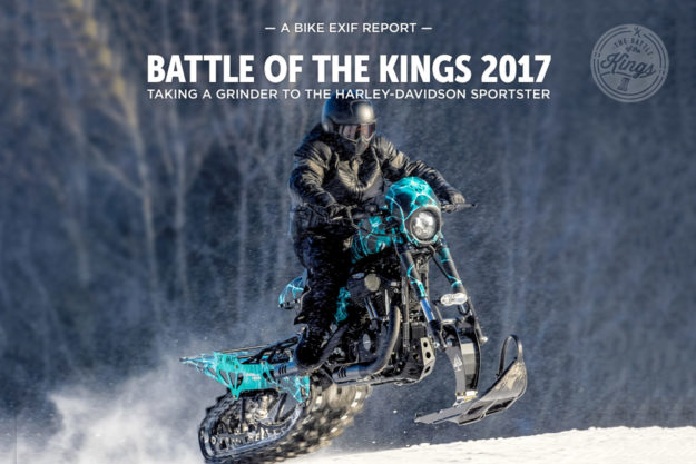 Harley-Davidson Battle of the Kings 2017