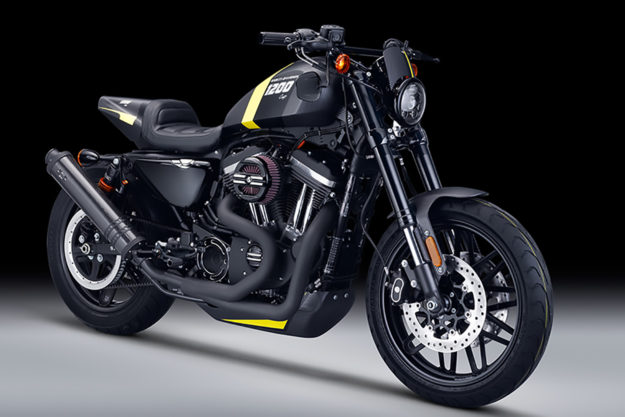 Battle of the Kings 2017: Sportster Roadster by Harley-Davidson Capital
