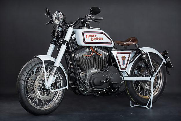 Battle of the Kings 2017: Sportster Roadster by Harley-Davidson Praha