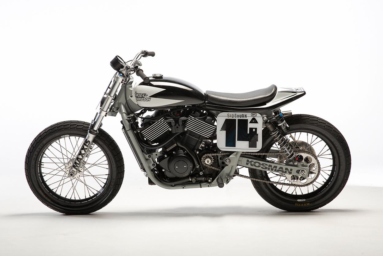 Thor\'s Hammer: Harley-Davidson Street 750 flat tracker | Bike EXIF
