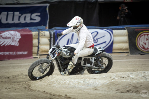 Harley-Davidson Street 750 flat tracker by See See Motorcycles
