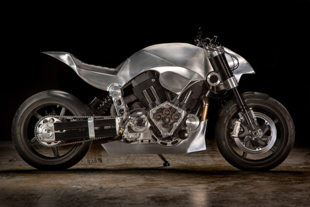 The 140: A custom Confederate Hellcat by Revival Cycles