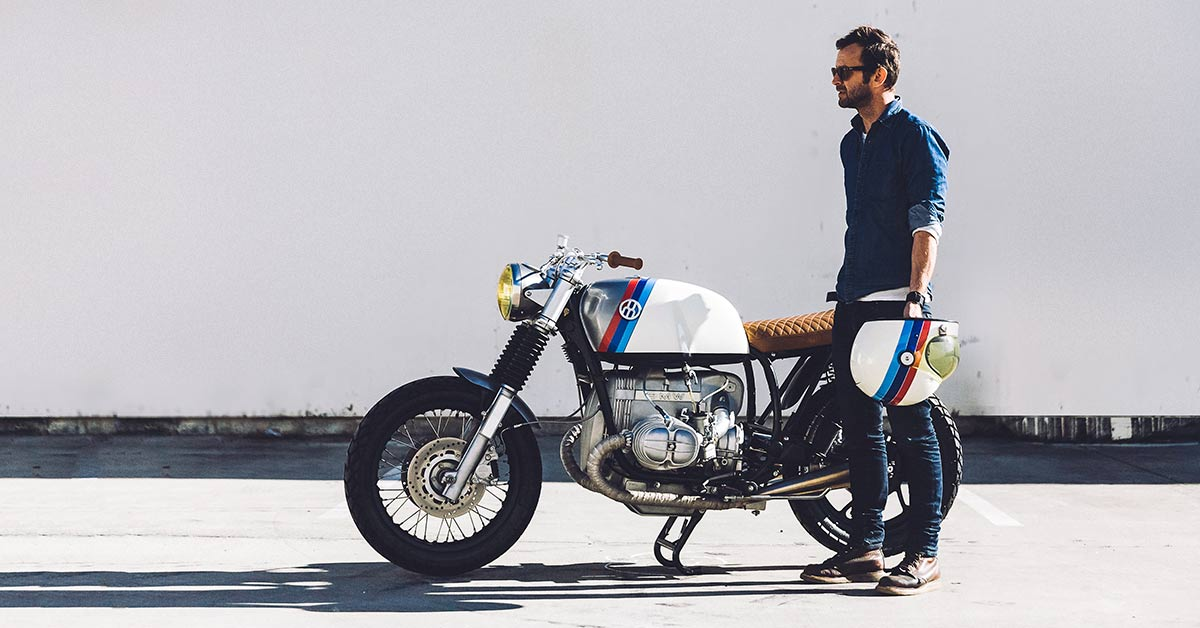 Californian bravado, German cool: Untitled's BMW R100