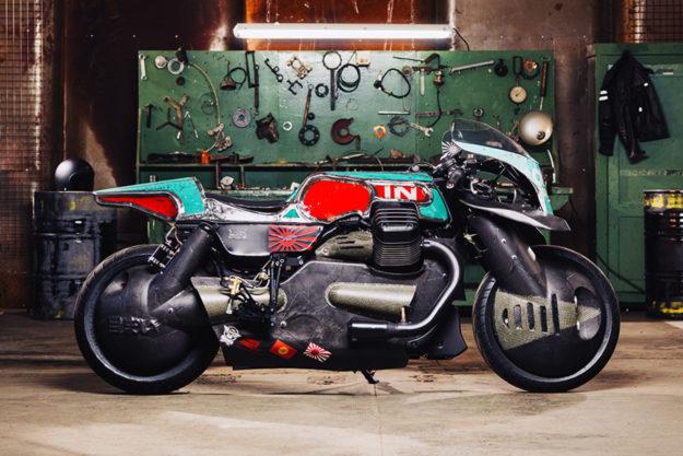Moto Guzzi Audace by Vibrazioni Art Design
