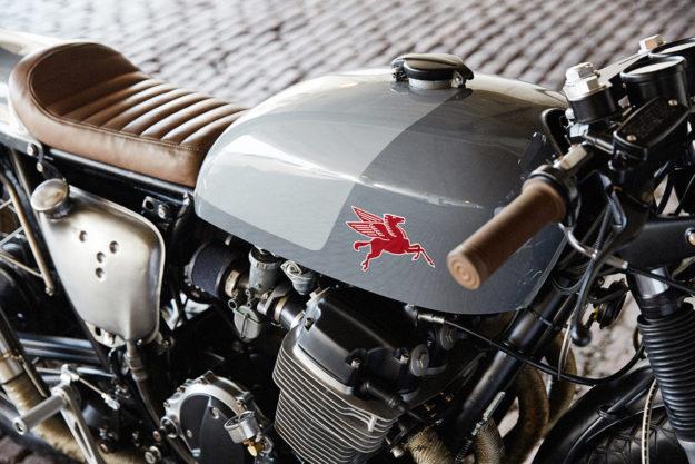 This Honda CB750K gave Federal Moto their fair share of headaches.