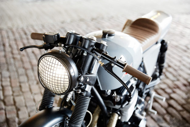 This Honda CB750K gave Federal Moto their fair share of headaches.