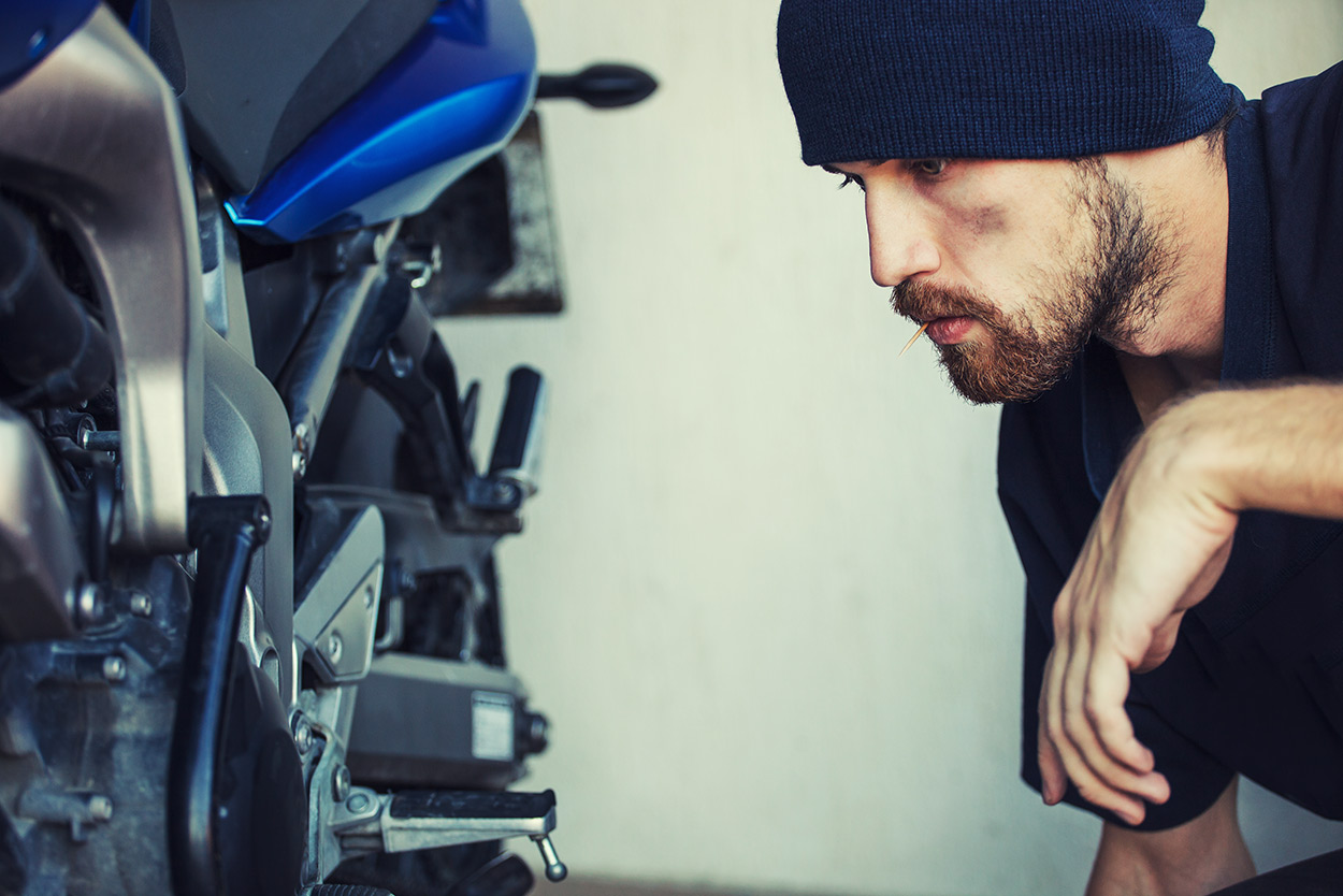 How To Buy A Motorcycle: An Inspection Checklist Full Size