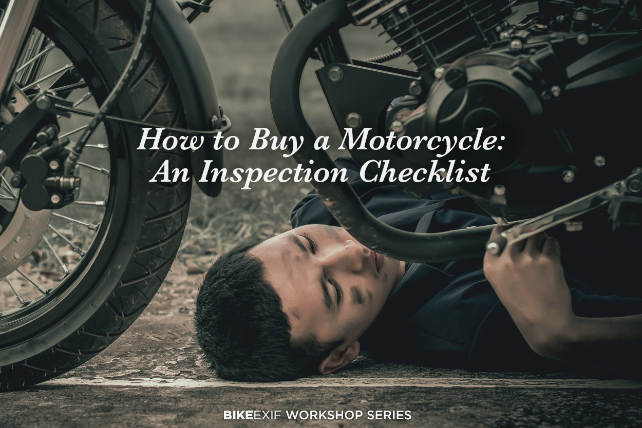 Our Resident Expert Mechanic Matt Mcleod Reveals What He Looks For When  Buying A Used Motorcycle
