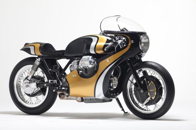 Moto Guzzi 850 T3 cafe racer by Stile Italiano
