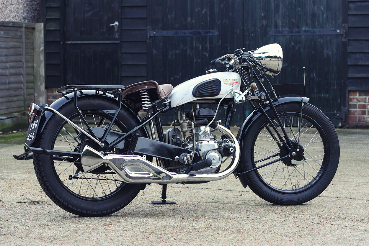 After half a century in storage, master craftsman John Harrison has resurrected this 1933 Motoconfort C23.