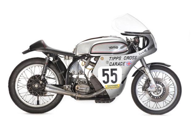 1961 Norton Manx 350