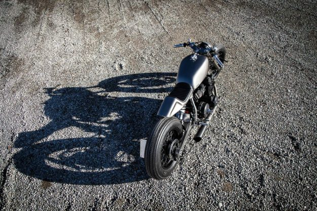 Monster mash: Christian Klein's wild Honda CB900