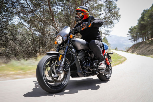 Ride Report: The 2017 Harley-Davidson Street Rod 750