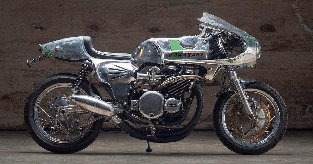 Destination Austin: The Handbuilt Motorcycle Show