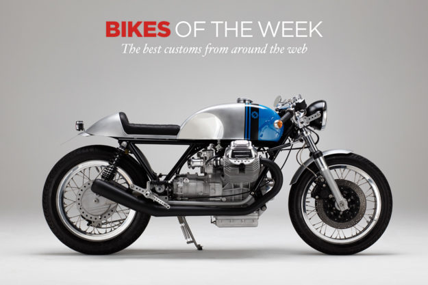 Custom Bikes Of The Week: 16 April, 2017 | Bike EXIF