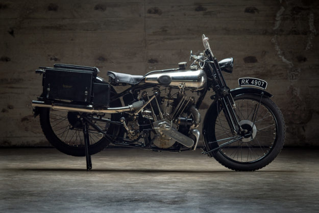 Brough Superior SS101
