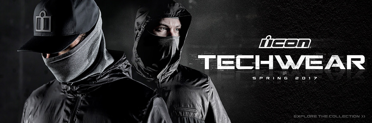 ICON 2017 Collection: Techwear