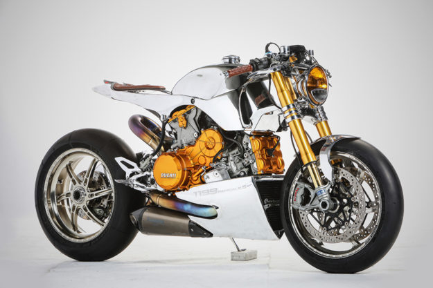 Ducati Panigale by Ortolani Customs