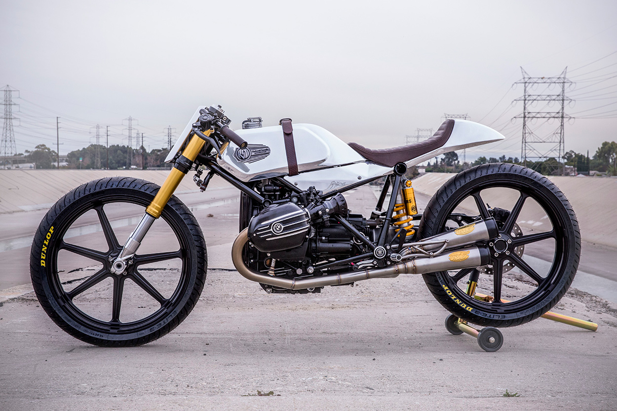 roland sands stretches and slams the r ninet bike exif. Black Bedroom Furniture Sets. Home Design Ideas