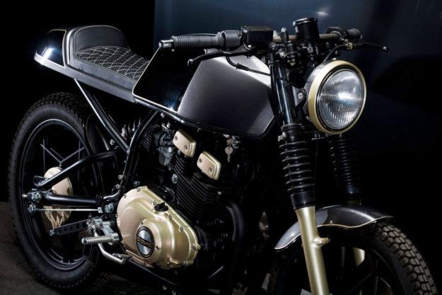 Suzuki GSX-250 by C-Racer