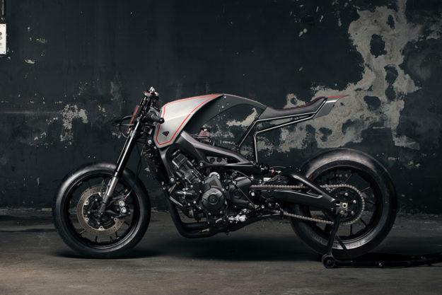 Diamond Atelier's radical Yamaha XSR900