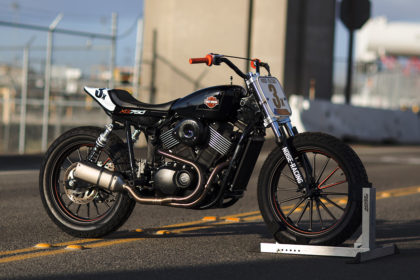 Noise Cycles' Harley XG750 Flat Tracker