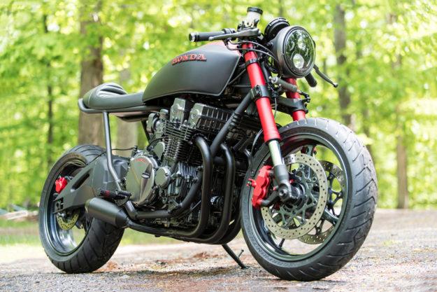 Honda CB750 Nighthawk by Industrial Moto