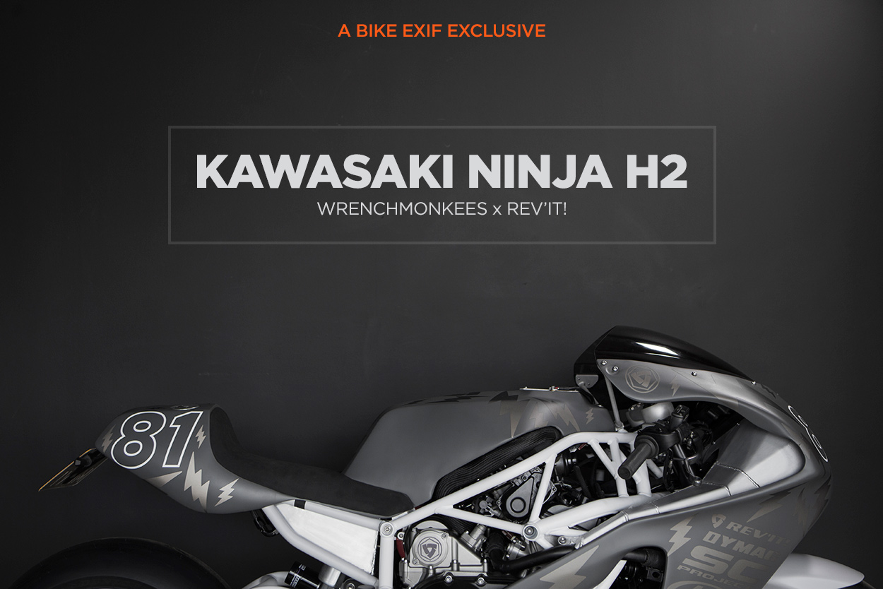 Kawasaki H2 by the Wrenchmonkees