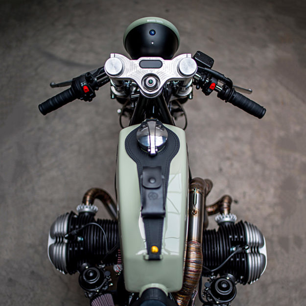 BMW R80 cafe racer by Ironwood Motorcycles