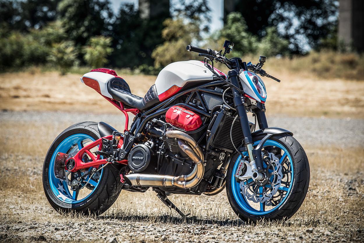 American Story: The Fuller Moto X Motus MST-R
