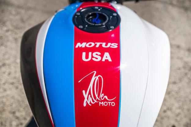 Motus MST-R street fighter by Fuller Moto