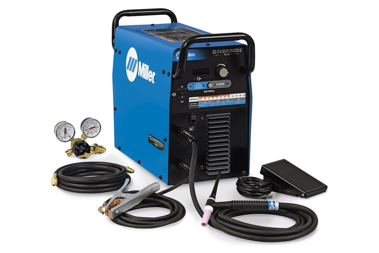 Getting Started With Motorcycle Welding Part I Bike Exif Wiring Harness Iding Machine For Sale Tig Versus Mig Would Choose Over Because Requires Different Spools Of Wire And Torch Cable Liners If You Are