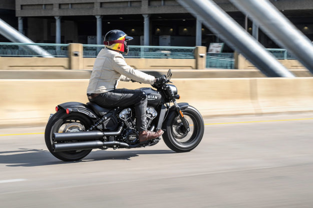 Review: The 2018 Indian Scout Bobber