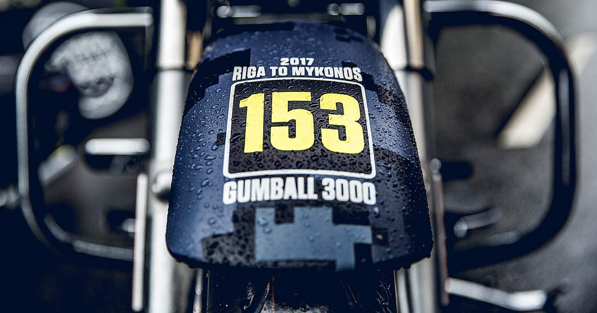 Ride Report: Inside the surreal world of the Gumball 3000