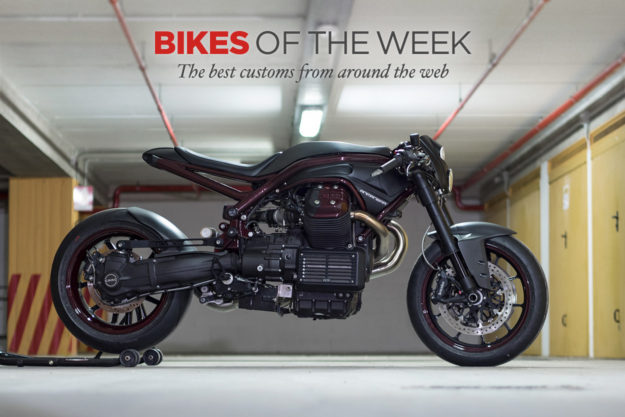 Custom Bikes Of The Week: 2 July, 2017 | Bike EXIF