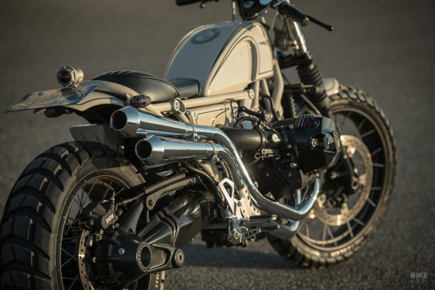 bmw x heiwa the r ninet scrambler custom project bike exif. Black Bedroom Furniture Sets. Home Design Ideas