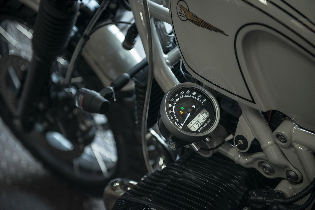 Bmw X Heiwa The R Ninet Scrambler Custom Project Bike Exif