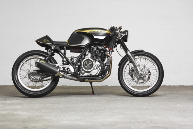 Honda GB500 TT cafe racer by 271 Design