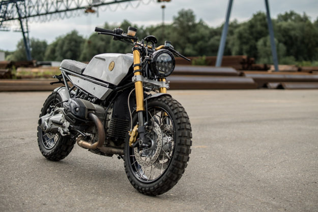 BMW R 1200 R by Ironwood Custom Motorcycles