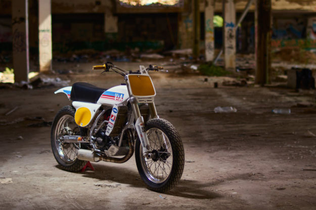 KTM EXC250 by Vintage Addiction Crew