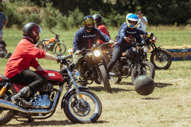 Motopolo at The Malle Mile 2017