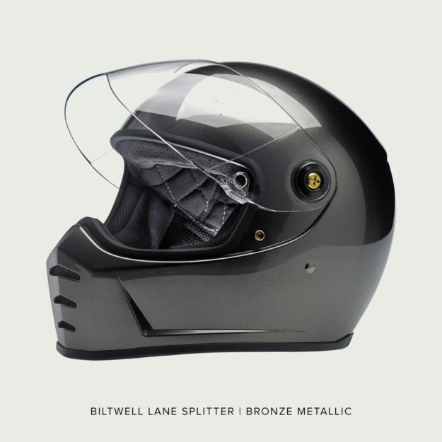 Review: The Biltwell Lane Splitter helmet