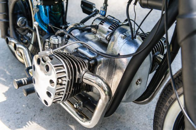 Made in Siberia: A customized 1954 IMZ Ural M72