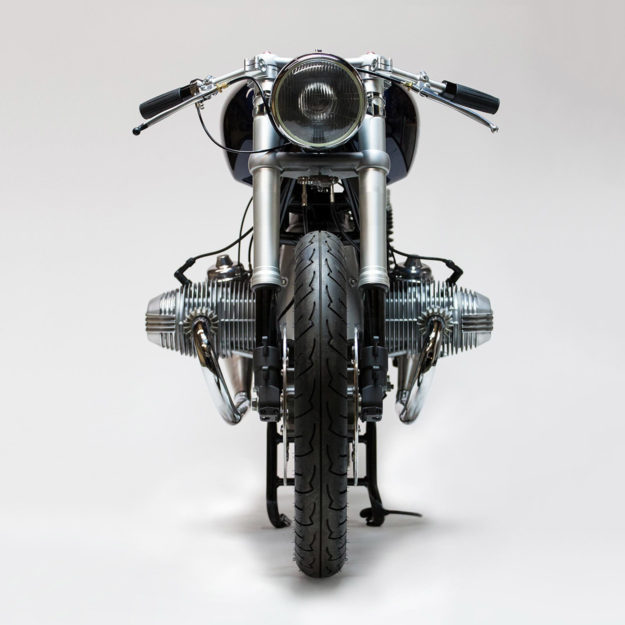 BMW R100/7 cafe racer by Dustin Kott