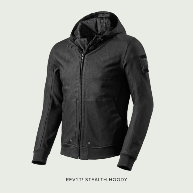 Review: The REV'IT! Stealth Hoody
