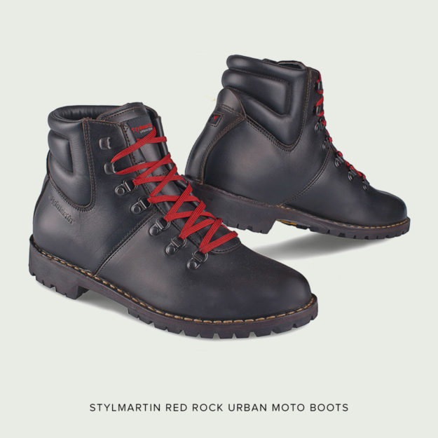 Review: Stylmartin Red Rock motorcycle boots