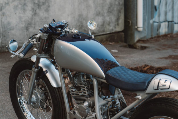 Yamaha Scorpio by Purpose Built Moto